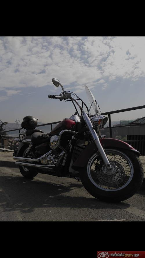 Motor Honda Shadow 750
